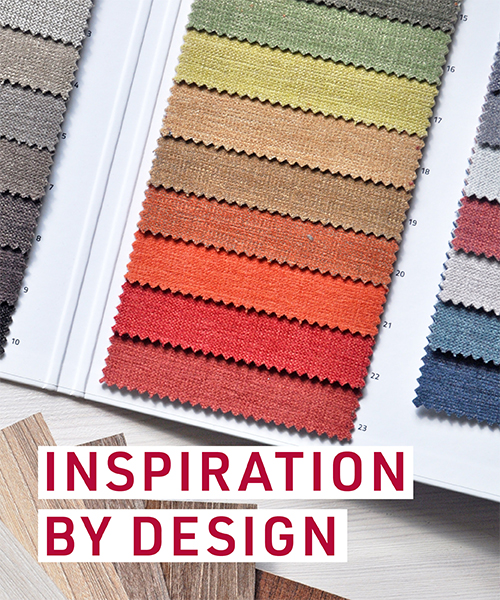 Inspiration by design