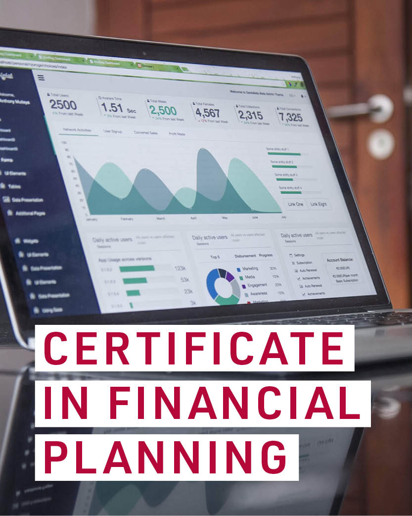 Certificate in financial planning