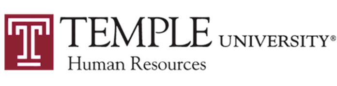 Temple University Human Resources Logo