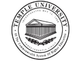 Temple University Seal